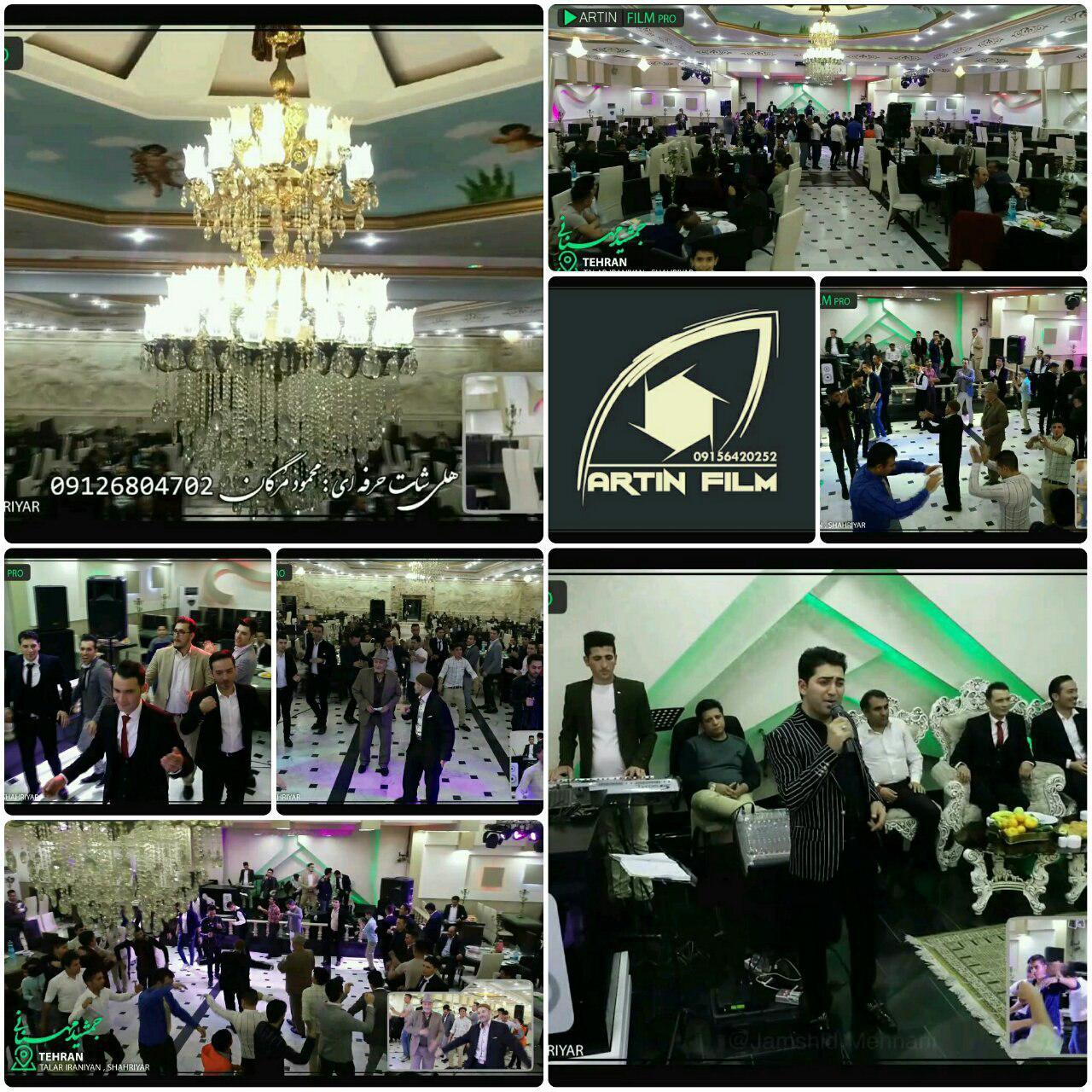 اجرای قطعه جدید گلنار -تالار ایرانیان تهران